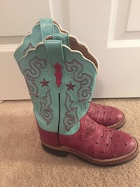 Women's Lucchese cowboy boots