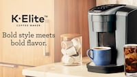 white and gray electric kettle Medley, 33166