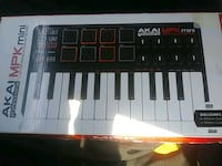 Akai mini MPK Pro Red Deer, T4N 4C7