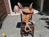 "14"" Barrel Saddle Woodbridge, 22192"