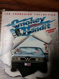 Smokey and the bandit pursuit pack collection