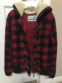 Boys Roots Fall Jacket - size S (9/10) Whitby, L1R 0A2