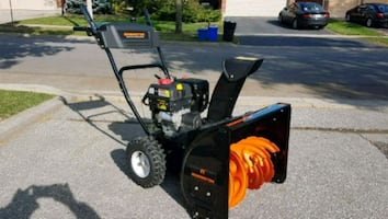 Remington Two Stage Snow Blower