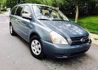 Only $4300 ! 2006 Kia Sedona Van ( Low Miles) DVD  Chevy Chase