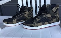 Back to school shoes! Beats camo with red bottoms! Vaughan, L6A 1A9