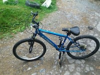 blue and black hardtail mountain bike Harpers Ferry, 25425