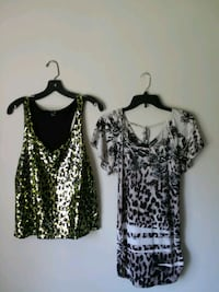 2/6.00 Blingy Tops sz L/M Muskego, 53150