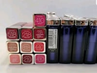 Lot of 46) L'Oreal, and Maybelline Lipstick, Shelf Pulls, Arlington Heights