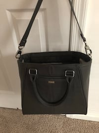 31 grey leather tote Hagerstown, 21740