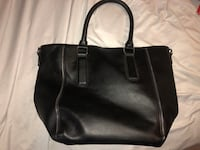 Black purse with strap  Aldergrove, V4W