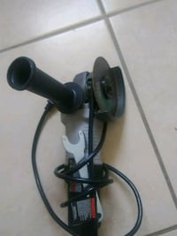 black and gray corded power tool Houston, 77088