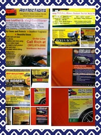 Custom, hand made Professional vehicle detailing products /fragrances!