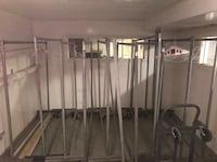 Stainless steel clothes drying rack Garden City, 11530