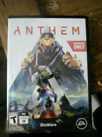 Anthem pc game Frederick, 21701