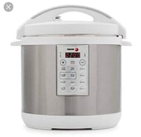 Fagor Lux 8-QT Multi Cooker New York, 10044