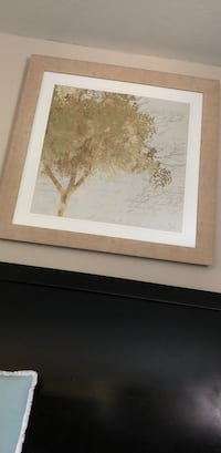 brown wooden framed painting of trees San Diego, 92127