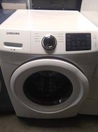 WASHER AND DRYER HEAVY DUTY SAMSUNG