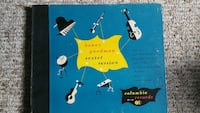 Benny Goodman sextet session 78 records Sioux Falls, 57106