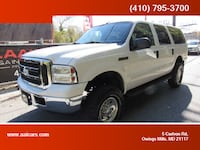 2005 Ford Excursion for sale Owings Mills