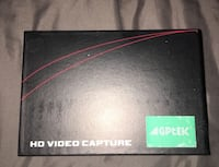 AGPtek HDMI/YPBPR Recorder HD Game Capture Recorder  48 km