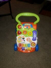 baby's multicolored activity walker Mint Hill, 28227
