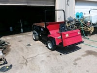 red and black utility trailer Phoenix, 85045
