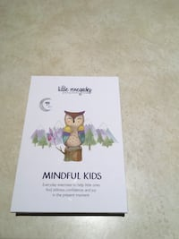 Toys/games - Mindful Kids - 40 - 2 sided cards Calgary, T3G 1T5
