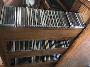 Assorted cds