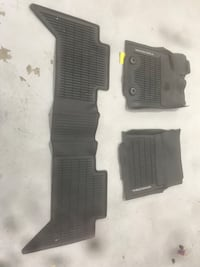 Toyota Tacoma Set Of All Weather Floor Mats Alexandria, 22304