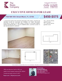 COMMERCIAL OFFICES For Rent Miami