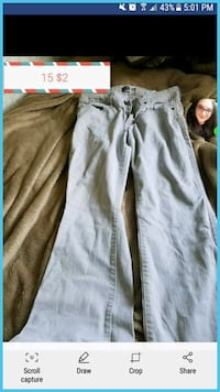 two gray and brown pants Elizabethtown, 42701
