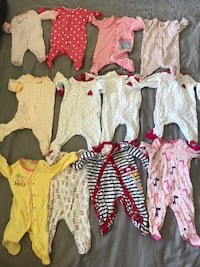 baby's assorted clothes New York, 11374