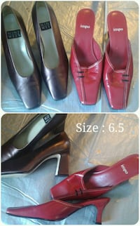 Women shoes  (used) 6.5 Barrie, L4M 5W8