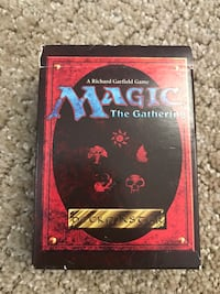 1995 Magic the gathering Deckmaster set, Marvel overpower Card game Dunwoody, 30360