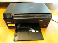 Hp ink jet color printer Asker, 1397