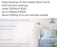 3 Gen's Superior Cleaning  Fort Mill