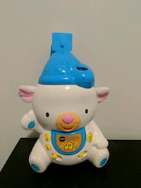 white and blue Fisher-Price plastic toy Oakville, L6H 7L4
