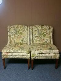 ***Reduced***Vintage accent chairs -OBO