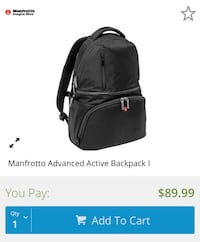 Manfrotto Camera Backpack Elkridge, 21075