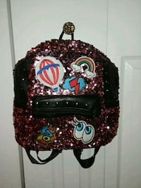 Sequin backpack new without tags - not full size Surrey, V3S