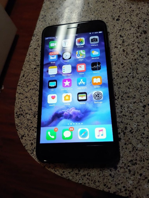 T-Mobile iPhone 8 Plus (with cracked rear glass)