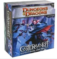 Dungeons and Dragons Castle Ravenloft Board Game Saint Charles, 63303