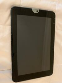 Toshiba Tablet with case
