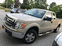 2010 Ford F-150 XLT SuperCab 163-in Styleside Rockland