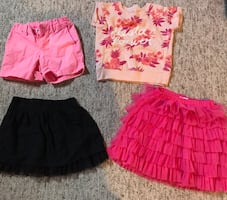 Girls size 8 clothing $2 each
