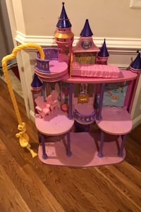 Rapunzel Princess Castle