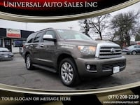 2010 Toyota Sequoia Limited 4x4 4dr SUV (5.7L V8)