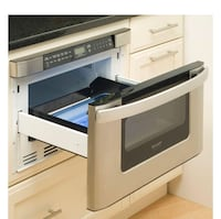 Sharp microwave drawer Chantilly, 20151