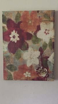 Flower Wall Painting Slidell, 70460