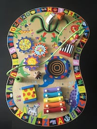 Infant Sound and Play Busy Table by Alex Jr. Toronto, M9M 0B7